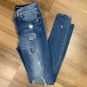 Express Jeans - Legging Mid-Rise Size 4R